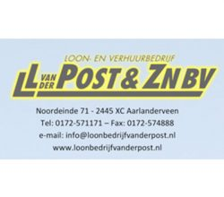 LL van der Post