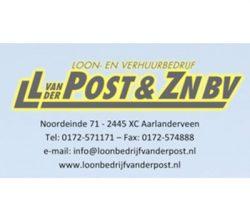 LL van der Post